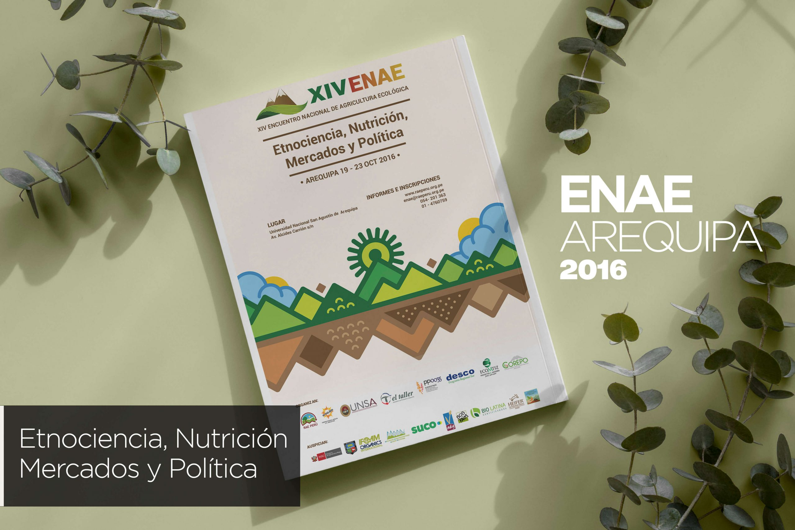ENAE 2016